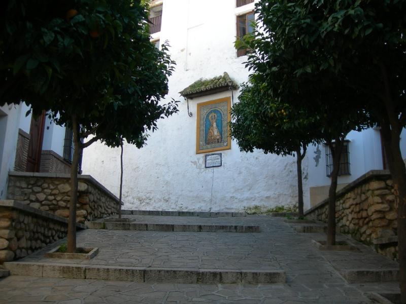Andalousie (2) Antéquéra-Olvéra-Ronda-Séténil de la Bodégas 03810