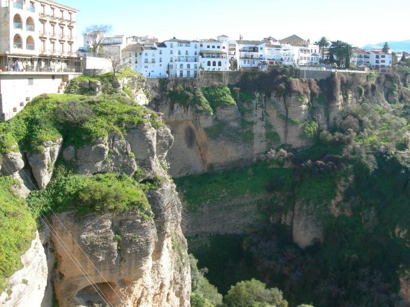 Andalousie (2) Antéquéra-Olvéra-Ronda-Séténil de la Bodégas 03910