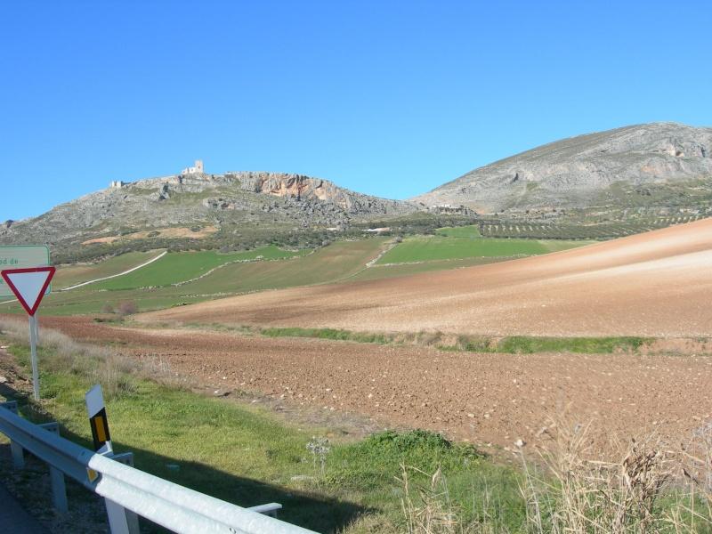 Andalousie (2) Antéquéra-Olvéra-Ronda-Séténil de la Bodégas 05311