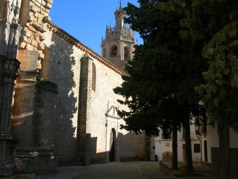Andalousie (2) Antéquéra-Olvéra-Ronda-Séténil de la Bodégas 06811