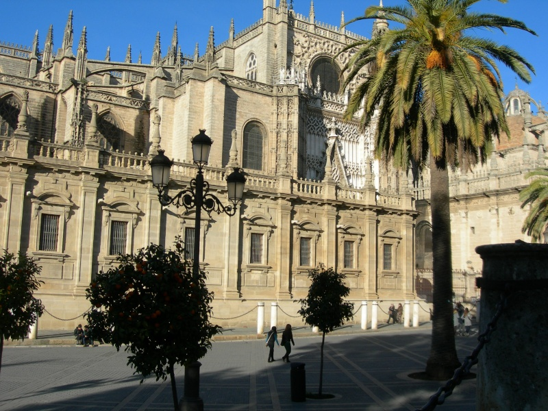 Andalousie (4) Séville 11910