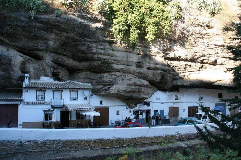Andalousie (2) Antéquéra-Olvéra-Ronda-Séténil de la Bodégas Img_4414