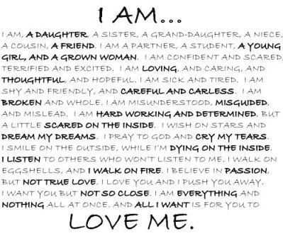 I Am - Love Me ! Get-at10