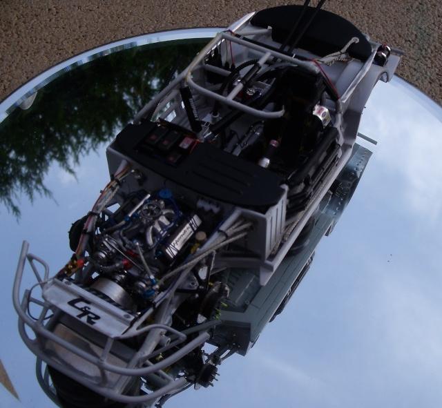 Nascar Jeff Gordon StarWars 2005 Dscf8014