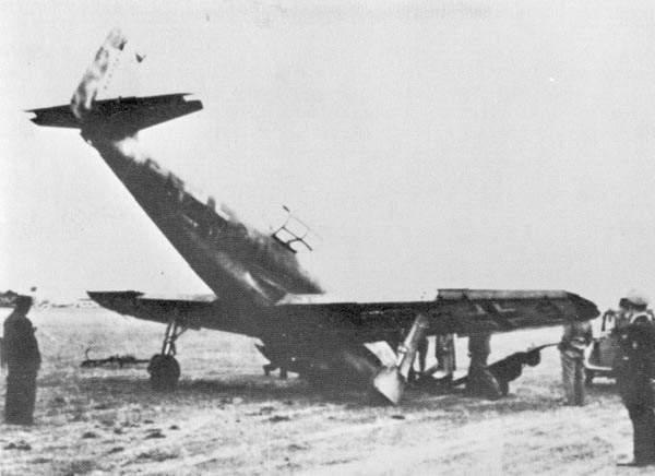 Messerschmitt Me 309 V1 (1942) [1:72 - HUMA-Modell] 01-30910