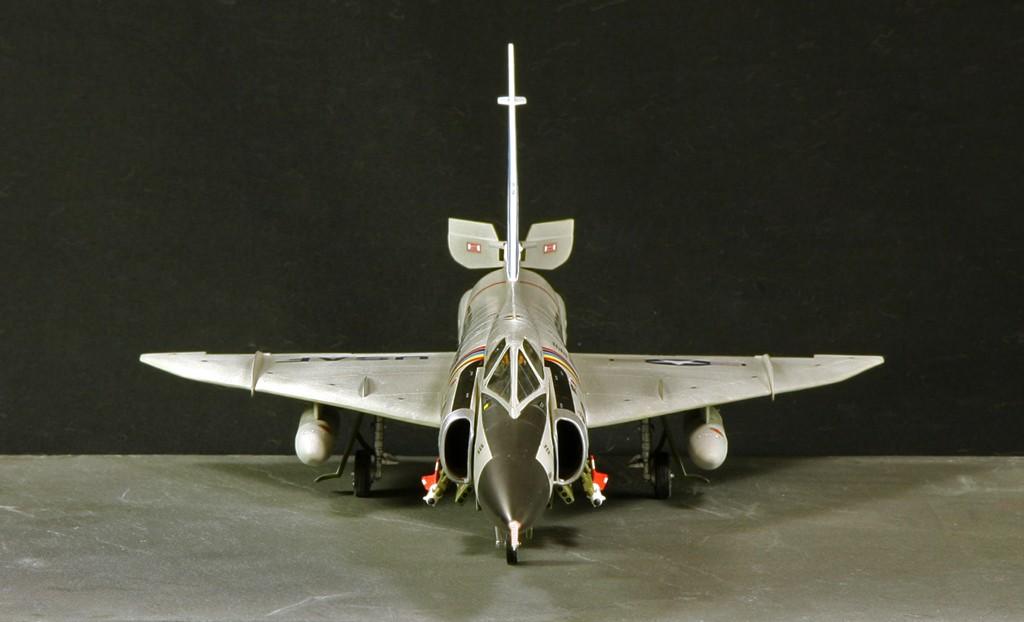 """Convair F-102A """"Delta Dagger"""", 1960  [1:48 - Revell] Convai13"""