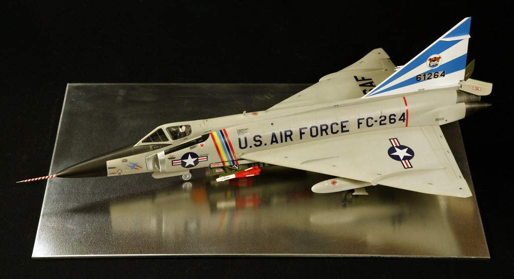 """Convair F-102A """"Delta Dagger"""", 1960  [1:48 - Revell] Convai17"""