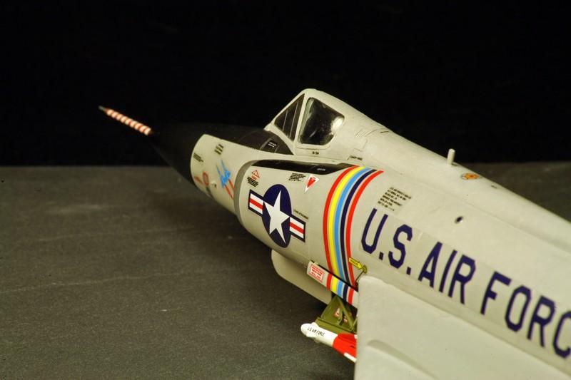 """Convair F-102A """"Delta Dagger"""", 1960  [1:48 - Revell] Convai20"""