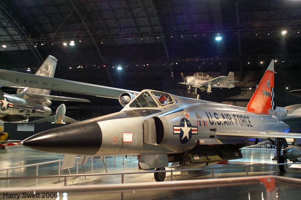 "Convair F-102A ""Delta Dagger"", 1960  [1:48 - Revell] F-102a10"