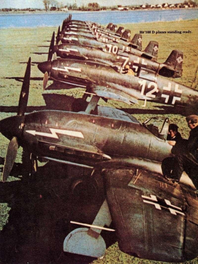Heinkel He 100D en duo, 1:48 HiPM & 1:72 MPM He_10013