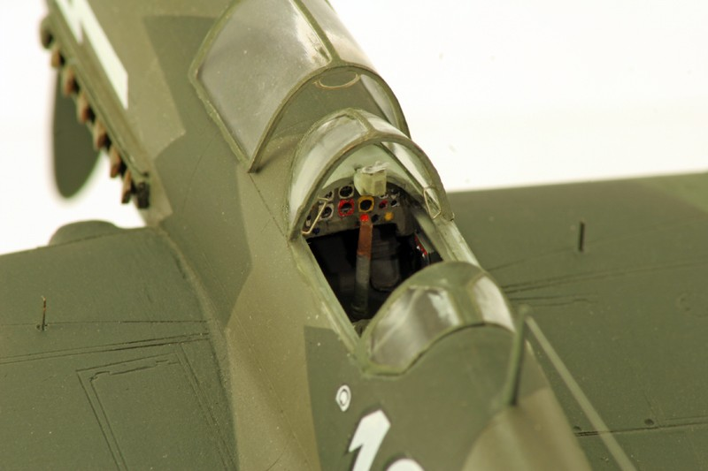 Heinkel He 100D en duo, 1:48 HiPM & 1:72 MPM Heinke15