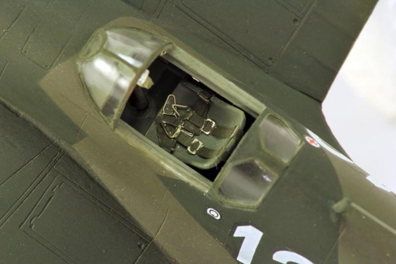 Heinkel He 100D en duo, 1:48 HiPM & 1:72 MPM Heinke16