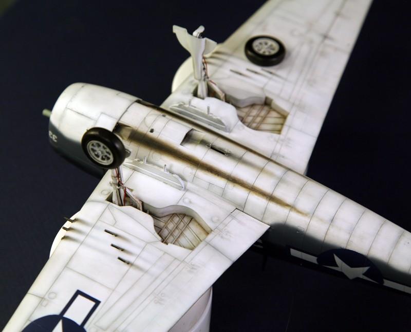 Grumman F6F-3 Hellcat - OTAKI 1/48ème Img_6115