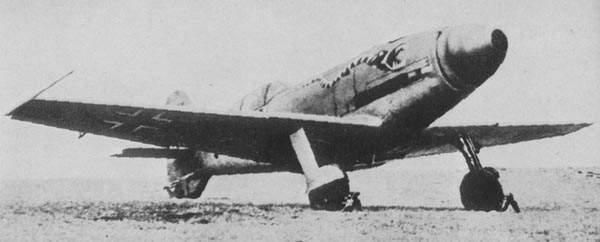 Messerschmitt Me 209 V4 (1939/41)   [1:72 - HUMA-Modell] Me209v10