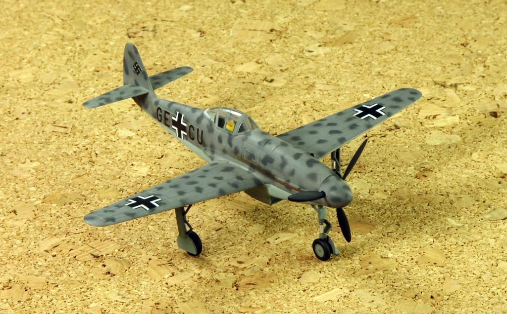 Messerschmitt Me 309 V1 (1942) [1:72 - HUMA-Modell] Me_30914