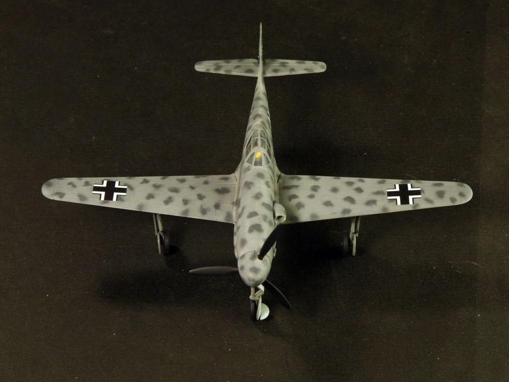 Messerschmitt Me 309 V1 (1942) [1:72 - HUMA-Modell] Me_30915