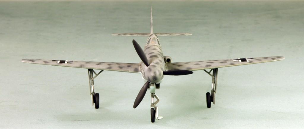 Messerschmitt Me 309 V1 (1942) [1:72 - HUMA-Modell] Me_30916