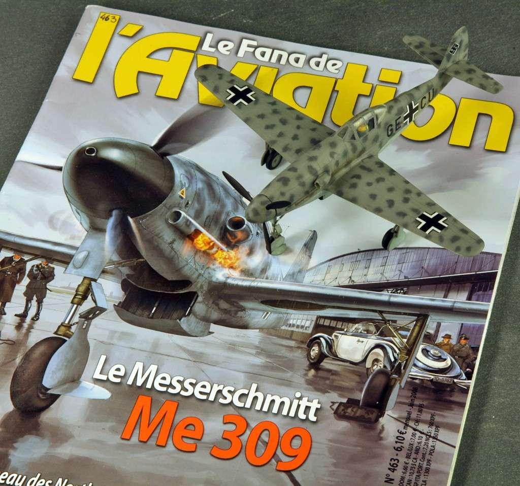 Messerschmitt Me 309 V1 (1942) [1:72 - HUMA-Modell] Me_30918
