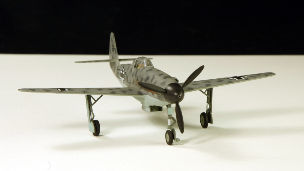 Messerschmitt Me 309 V1 (1942) [1:72 - HUMA-Modell] Me_30920