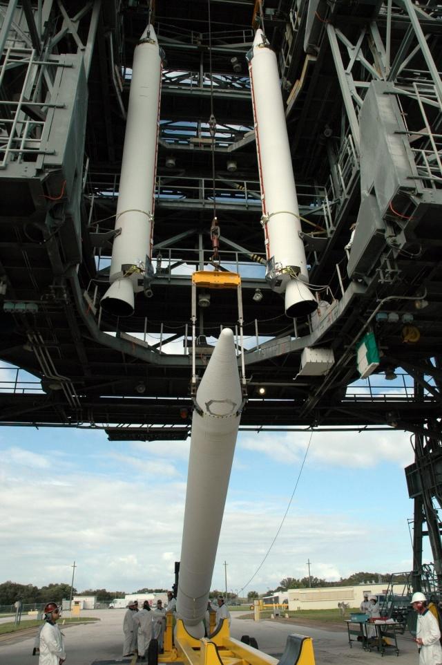 [Question]: Delta 2 - Comment assemblent-ils les boosters?? Delta212