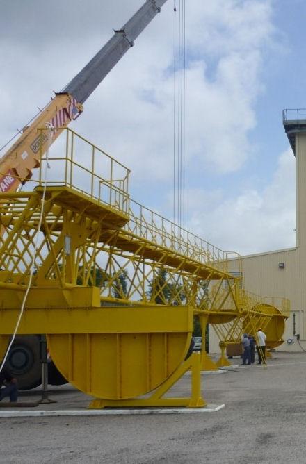 Etat d'avancement du chantier Soyouz en Guyane (Sinnamary) - Page 19 Mock-u10