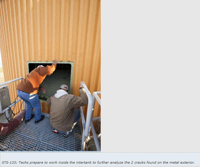 [STS-133] Discovery : Préparatifs (Lancement prévu le 24/02/2011) - Page 21 Trappe10