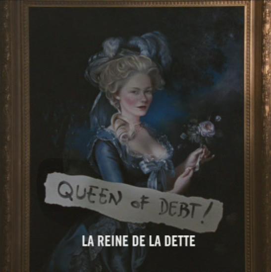 Coppola et la Queen of Debt Dunst10