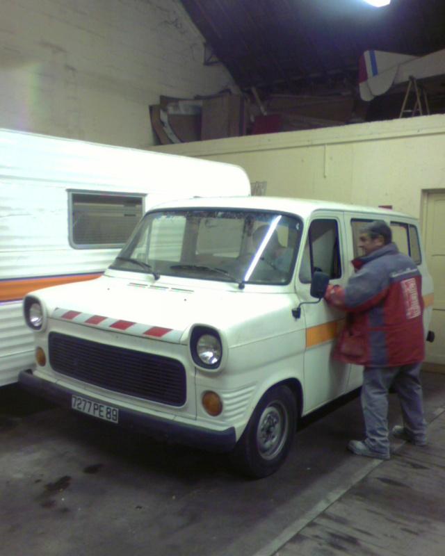 [Mk1] Mon ford transit Septem14