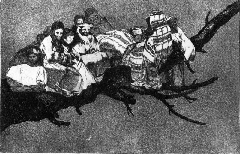 Journal de voyage avec André Malraux Goya-410