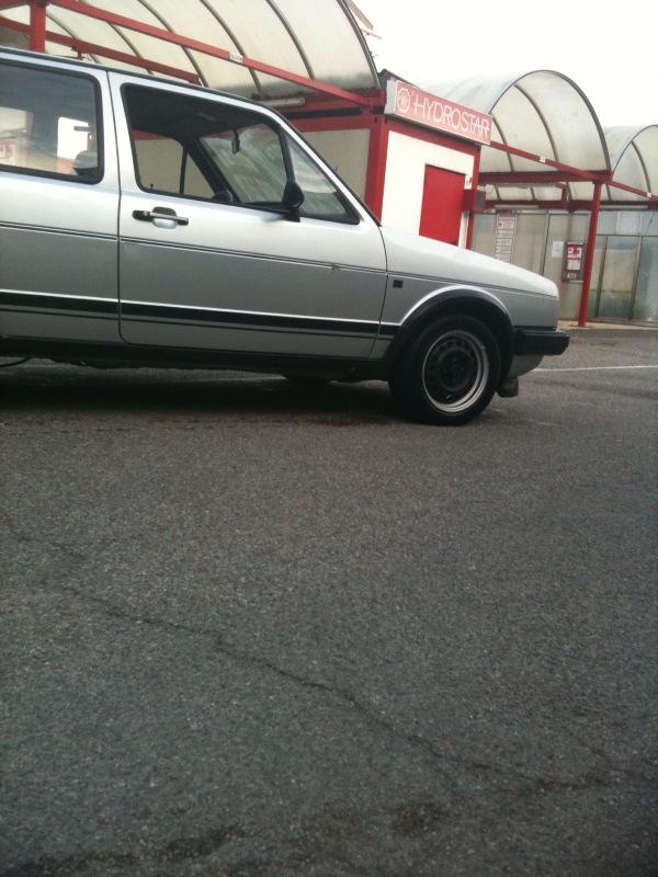 GTD grise open air '86 ... vw team limousin Photo111