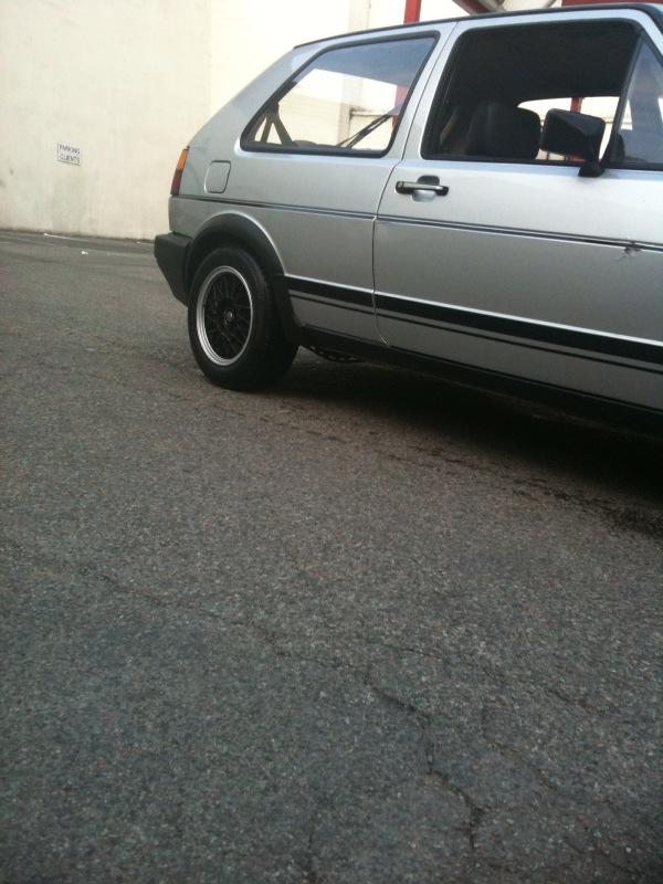 GTD grise open air '86 ... vw team limousin Photo112