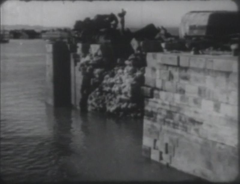 destruction port de St Malo 5610