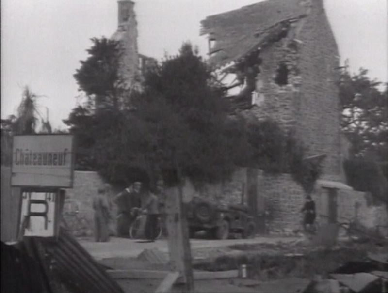 Festung St Malo : Ra645 / Châteauneuf-d'Ille-et-Vilaine Pannea10