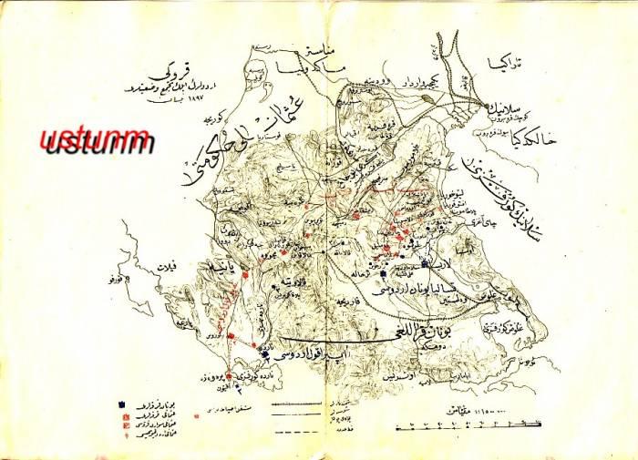 Eski Haritalar Selani10
