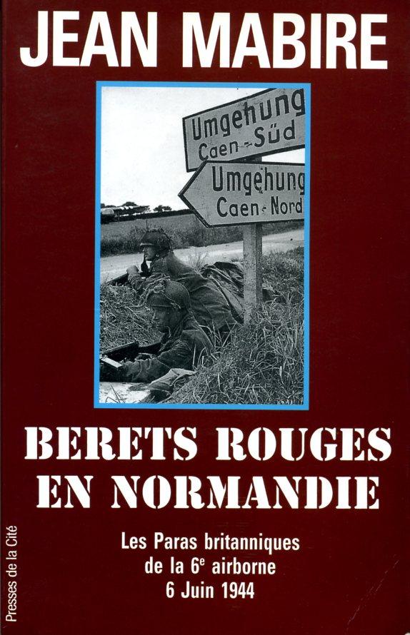 [LIVRE] Bérets rouges en Normandie Livres11