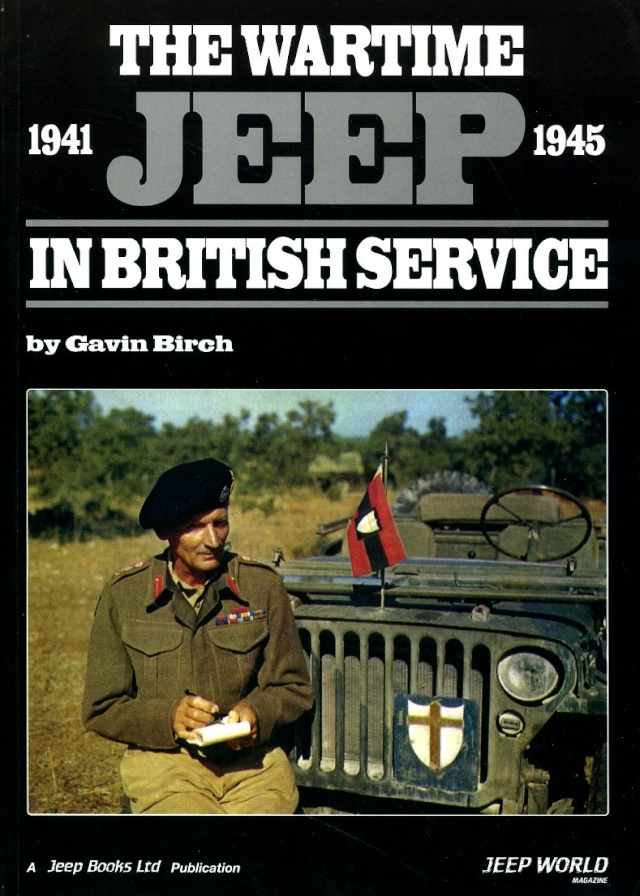 [LIVRE] The Wartime Jeep in British Service 1941-1945 Livres15