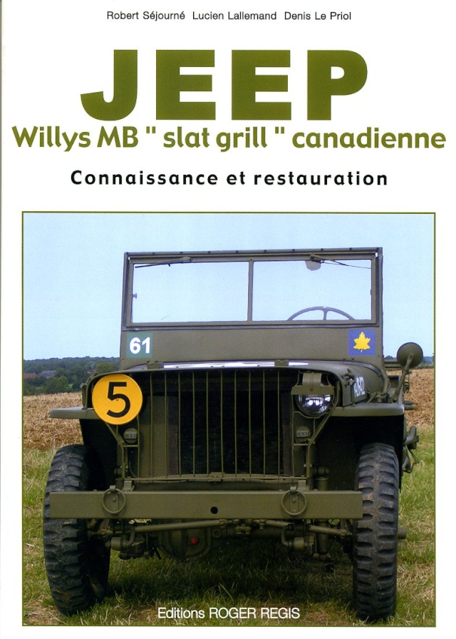 "[LIVRE] Jeep Willys MB ""Slat Grill"" Canadienne Livres16"