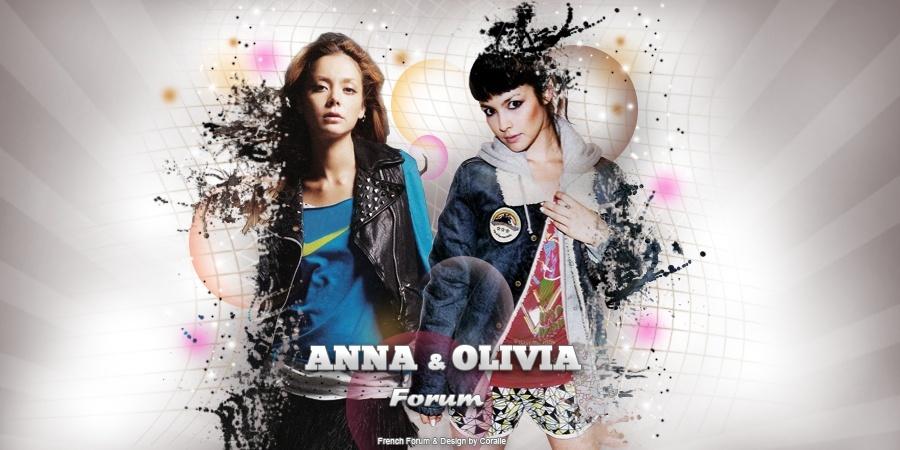 Forum Anna Tsuchiya & Olivia Lufkin