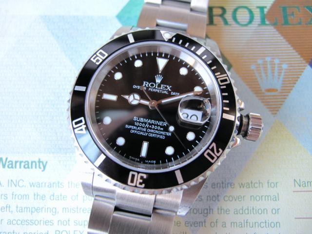 [VENDS] Rolex Submariner Date 16610 T année 2005 Full Set --> VENDUE MERCI Img_4516
