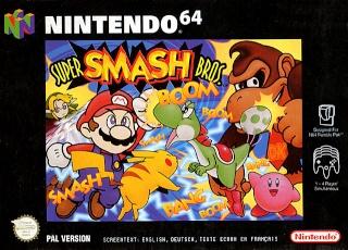 Super Smash Bros Spsb6410