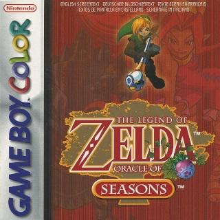 Zelda Oracle Of Seasons Zelsgb10