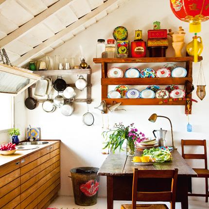 Couleur mur pour cuisine à la fois moderne et rétro !! Gné ? 35822311