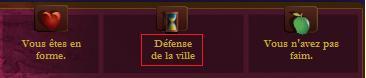 ° Chef maréchal: Guide ° Defend10