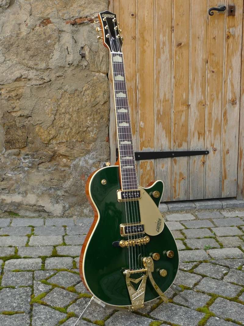 Duo-Jet G6128T Cadillac Green G6128t10