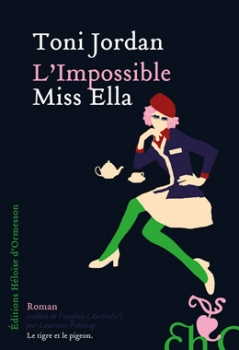 [Jordan, Toni] L'Impossible Miss Ella Couv5110