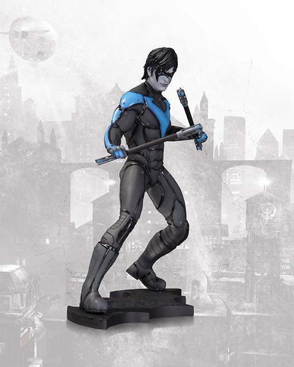 Batman: Arkham City - Nightwing Statue Bm_ac_10