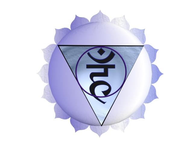 Les chakras: 5: VISHUDDHA Yantra18