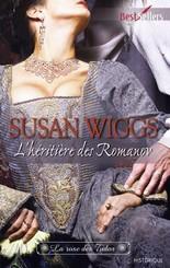 La Rose Des Tudor de Susan Wiggs (Trilogie) Tufo110