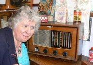 Radio fantôme sur un ancien poste de la RAF Radio-10