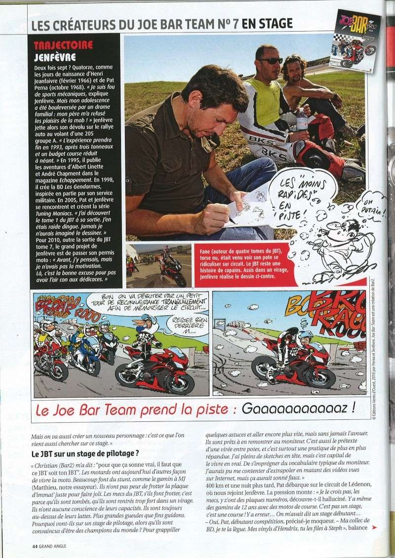 Bandes dessinées moto - Page 3 Polo_610